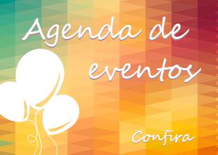Imagem agenda de eventos